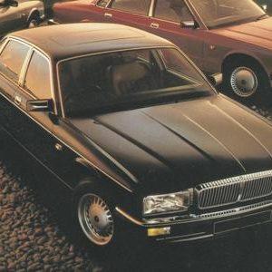 XJ40 DAL 1986 AL 1994