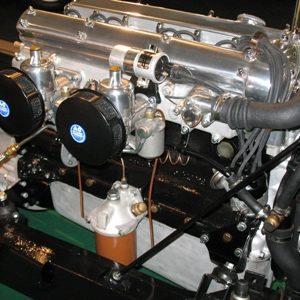 .COMPONENTI MOTORE XK120