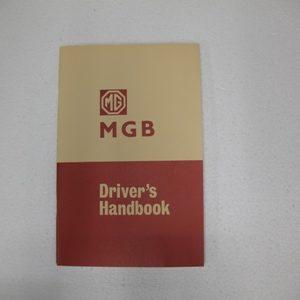MANUALE USO E MANUTENZIONE MGB + MGB GT DAL 65 AL 68