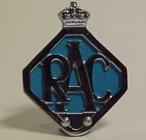BADGE RAC PER BARRA PORTASTEMMI