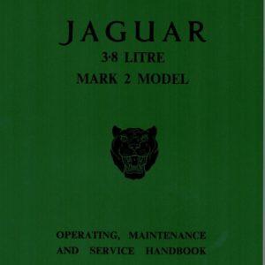MANUALE USO E MANUTENZIONE MK2 3,8 IN INGLESE