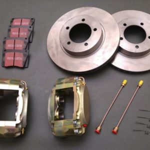 Kit conversione dischi autoventilanti