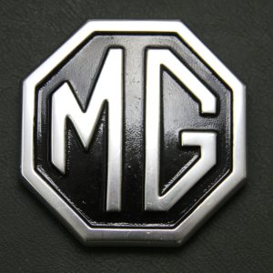 MARCHIO MG IN METALLO