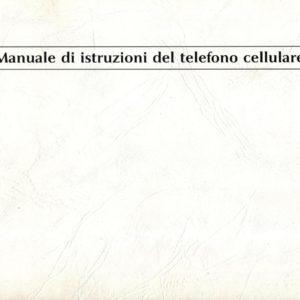 MANUALE ISTRUZIONI TELEFONO CELLULARE XK8